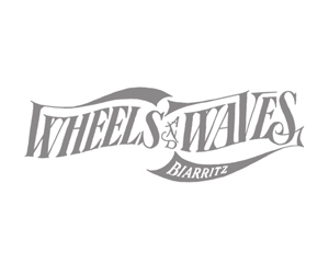 Wheels and Waves Brand Logo