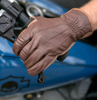 Biltwell Work Gloves Driver